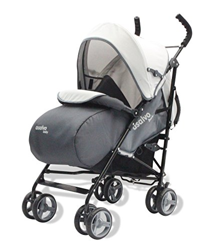 poussette-canne-baby-fox-malta-anthracite