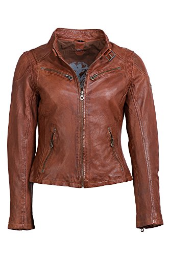 Gipsy by Mauritius -  Giacca  - pelle - Donna cognac m