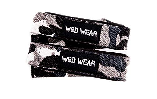 Lifting Wrist Straps For Powerlifting, Weightlifting, Bodybuilding - Unisex, Protect Wrists and Hands, Padded, Cotton - Protect Wrists and PR - 100% Guaranteed Warranty (Lifting Straps Padded compare prices)