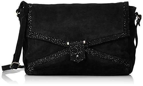 Petite Mendigote - Re, Borsa da donna, nero (black), unica