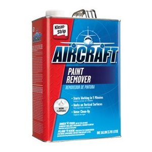 GAR343 KLEAN-STRIP Aircraft Paint Stripper 1 Gallon