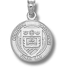 Boston College Seal - 14K Gold by Logo Art