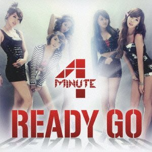 4Minute - Ready Go (Type A) (CD+DVD) [Japan LTD CD] UMCF-9605