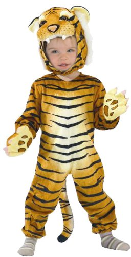 Costume Adventure unisex-child Plush Tiger Costume
