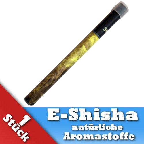 1x Ice Juice Rum - E-Shisha Taschen Elektrische Shisha Wasserpfeife Pfeife Vapor Hookah *Nikotinfrei und Tabakfrei*