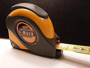 i marktools 16 ft self marking tape measure. Black Bedroom Furniture Sets. Home Design Ideas