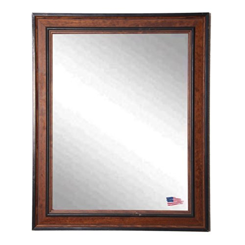 American Made Rayne Country Side Wall Mirror, 27.5 X 33.5 front-50520