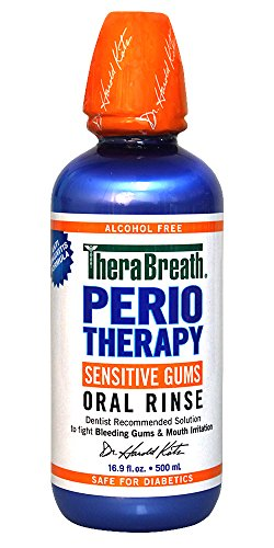 TheraBreath PerioTherapy Oral Rinse-16.9 oz
