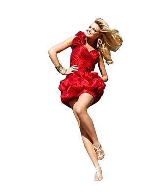 Sherri Hill 2330, Short Red Dress