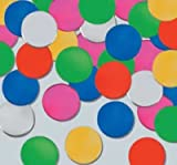 Fanci-Fetti Dots (multi-color) Party Accessory  (1 count) (1 Oz/Pkg)