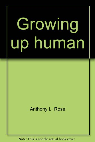 Growing up human PDF