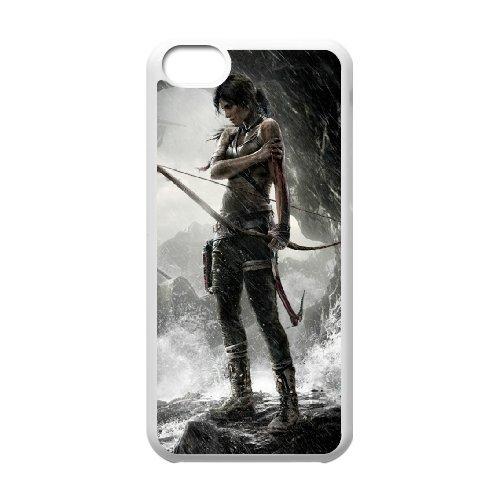 Generic Case Tomb Raider Lara Croft For iPhone 5C Q9Q813268