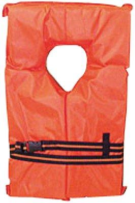 Kent Youth Compliance PFD Type II Life Jacket (Medium, Orange)