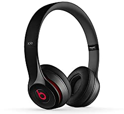 Beats Solo 2 Wireless Headphones Black