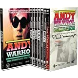 Andy Warhol Collection (8 DVD Box Set)  [ NON-USA FORMAT, PAL, Reg.0 Import - Australia ]