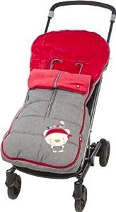Tuc Tuc Piratas - Saco de abrigo de invierno para la silla de paseo de Tuc Tuc