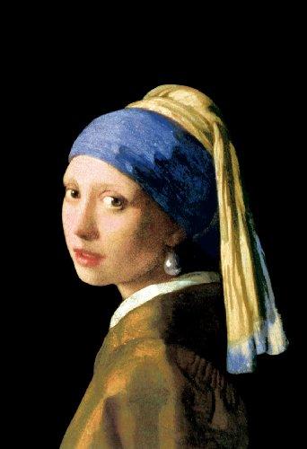 1053スーパースモールピース 真珠の耳飾りの少女 49-611