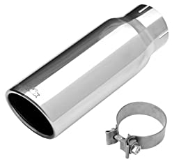 Dynomax 36474 Stainless Steel Exhaust Tip