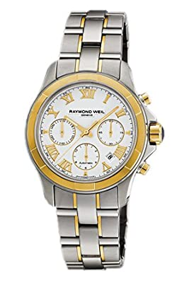 Raymond Weil Men's 7260-SG-00308 Chronograph Automatic Watch from Raymond Weil
