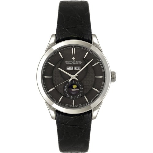 Dreyfuss Co Gents 1925 Watch DGS00068-20 DGS00068/20