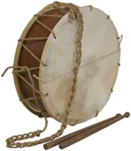 EMS Tabor Drum 12quot with Sticks Package Of 3