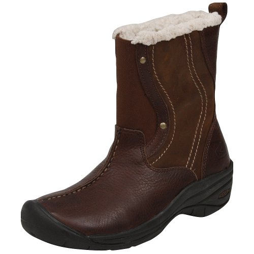 KEEN Chester Boot - Women's Potting Soil, 7.5