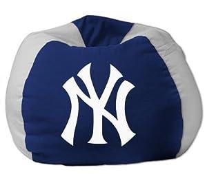 Northwest New York Yankees Bean Bag Chair - New York Yankees One Size by Northwest Enterprises