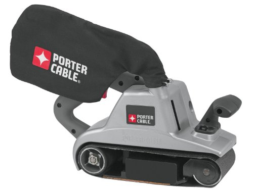 Porter-Cable 362 12 Amp 4-Inch by 24-Inch Belt Sander with Cloth Dust Bag