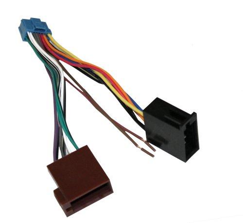 Aerzetix-DE-ISO-Auto-Radio-Adapter-Stecker-Adapterkabel-fr-Pioneer-AVH-5200BT-5200DVD-AVH-P-5000-5100-5700-5900-6000-605065006600-7500-DVD-AVIC-1-x-0-X1R-X1BT-X3II-X3