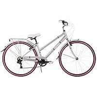 Huffy 700C Women's Norwood Cruiser Bike (Grey)