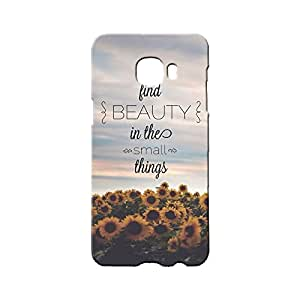 BLUEDIO Designer Printed Back case cover for Samsung Galaxy C7 - G3727