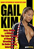Gail Kim Shoot Interview Wrestling DVD-R