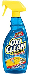 Oxiclean Laundry Stain Remover Spray 21.5 Oz (2 Pack)