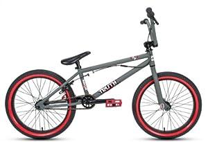 DK #20303 TRUTH 20 Inch Boys Bike Matte Grey in Color 20 Matte Grey by DK