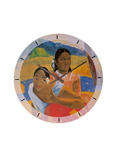 Artopweb Wanduhr Gauguin When Will You Marry