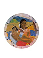 Artopweb Reloj De Pared Gauguin When Will You Marry