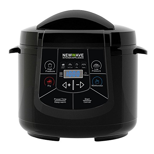 New Wave Multicooker 6 -In-1 Appliance