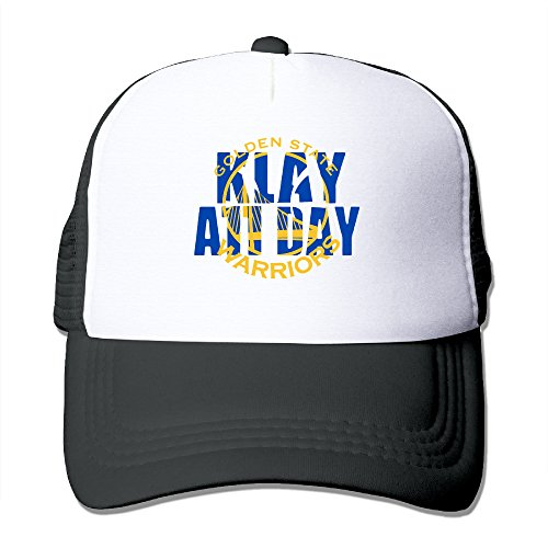 Elnory Golden City State Basketball Team Adjustable Mesh Hat Black (Power Ranger Basketball compare prices)