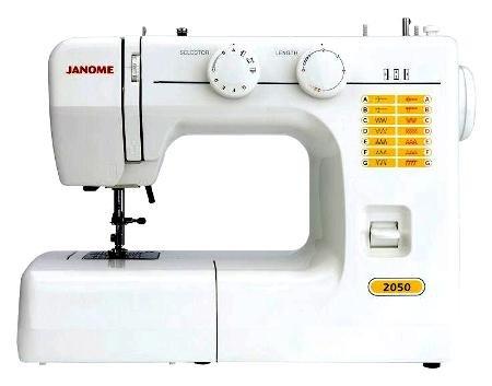Janome 2050 Sewing Machine