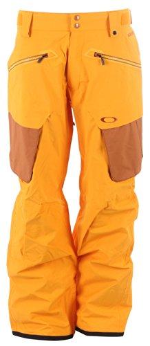 Oakley Fairhaven Snowboard Pants Golden Poppy Mens Sz S