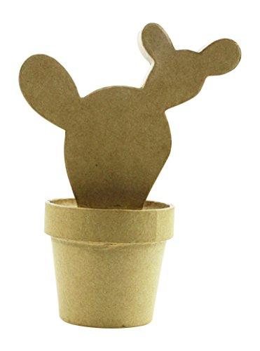 decopatch-185-x-135-85-cm-western-cactus-papel-mache-marron
