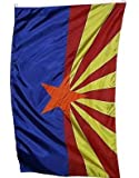Arizona US State Flag - 3 foot by 5 foot Polyester