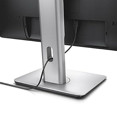 "Dell 24"" Ultra HD 4K P2415Q ( 3840 x 2160 ) resolution Monitor"
