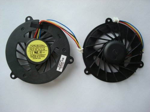 Laptop CPU Cooling Fan Comes with Free Thermal Paste Compatible with