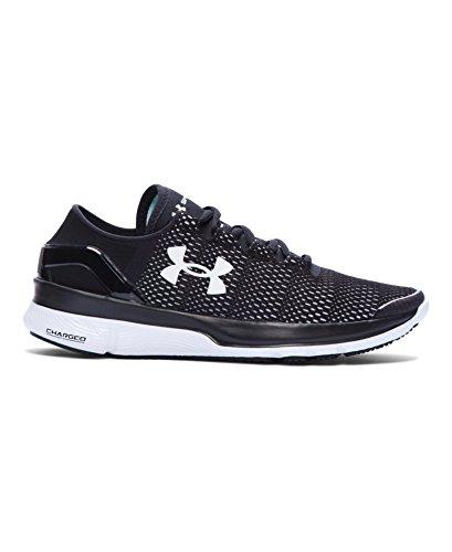 Under Armour Women's UA SpeedForm Apollo 2 Running Shoes 8.5 Black