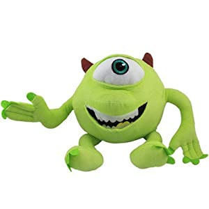 Disney Monster INC Mike 30cm Soft Plush Doll Toy