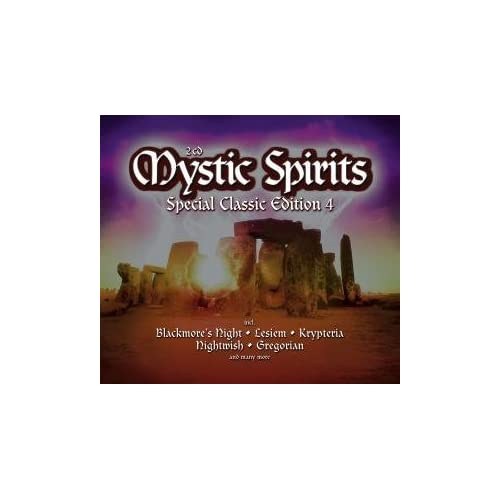 Mystic Spirits: Special Classic Edition, Vol  4 (2005)   Import preview 1