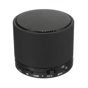 Mini Metal HiFi BeatBox A2DP Bluetooth TF MP3 Player Handfree Mic Stereo Speaker from MECO Co.,LTD