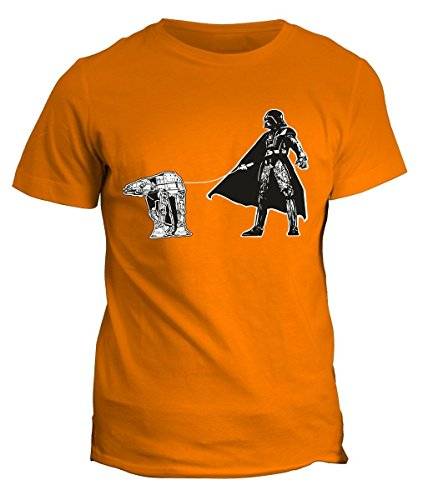 Tshirt Darth vader and Dog - t-shirt star wars guerre stellari maglietta nerd simpatica