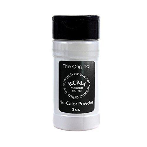 RCMA No Color Powder - 3oz Shaker Top Bottle - Authentic